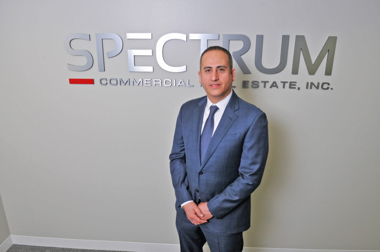 Yair Haimoff, Spectrum Commercial Real Estate