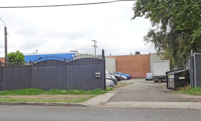 7029 Valjean Avenue, M1 zoned land parcel in Van Nuys, California