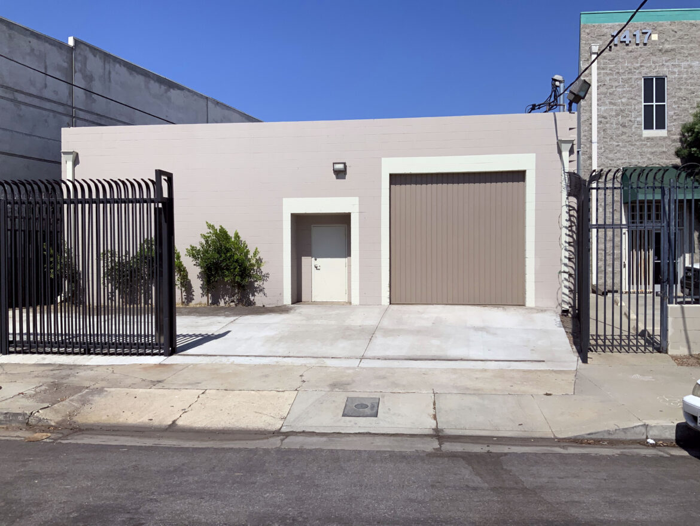 Industrial Building in Los Angeles