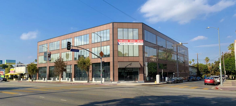 15531 Ventura Blvd - Office Lease
