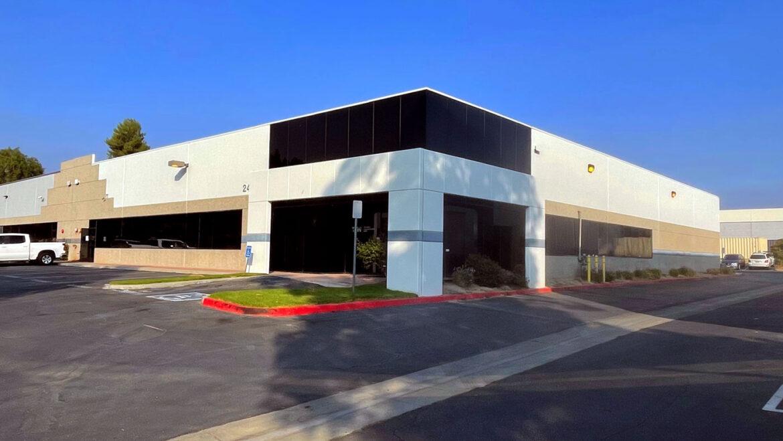 Industrial Building in Valencia CA